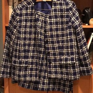 Liz Claiborne Elisabeth  14 Women's Petite  Suit